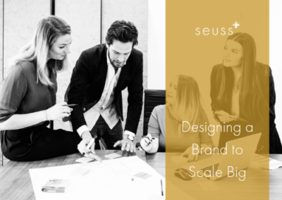 Designing a Brand to Scale Big