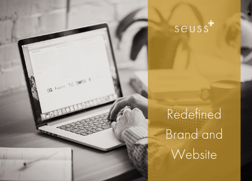Redefined Brand and Website