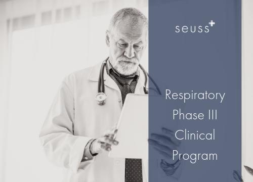 Respiratory Phase III Clinical Program