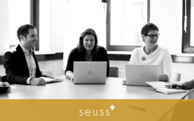 Seuss+ unveils new brand video today, find out about the roots of our drive to upscale life-science companies